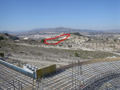 10,800m2 south facing elevated building plot, full architect drawings and soil samples. Outling pla,Spain