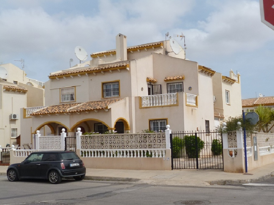 Ref:R-12714 Quad House For Sale in Playa Flamenca