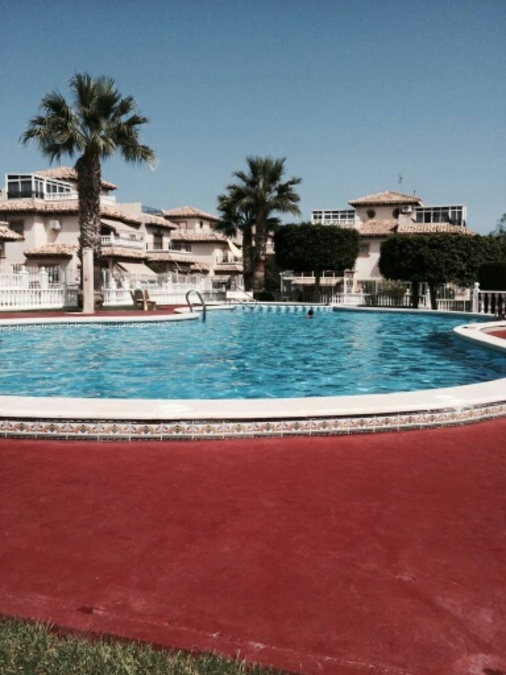 F0719: Quad House for sale in Playa Flamenca , Alicante