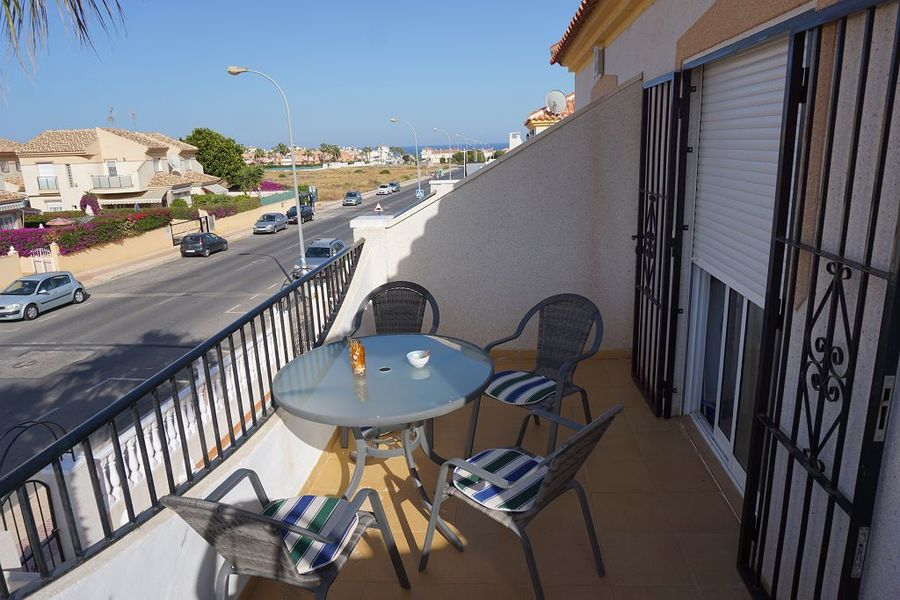 F0722: Quad House for sale in Playa Flamenca , Alicante