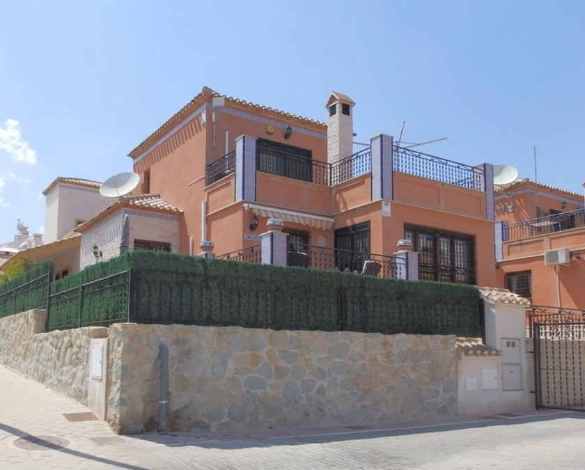 Ref:R-21334 Villa For Sale in San Miguel de Salinas