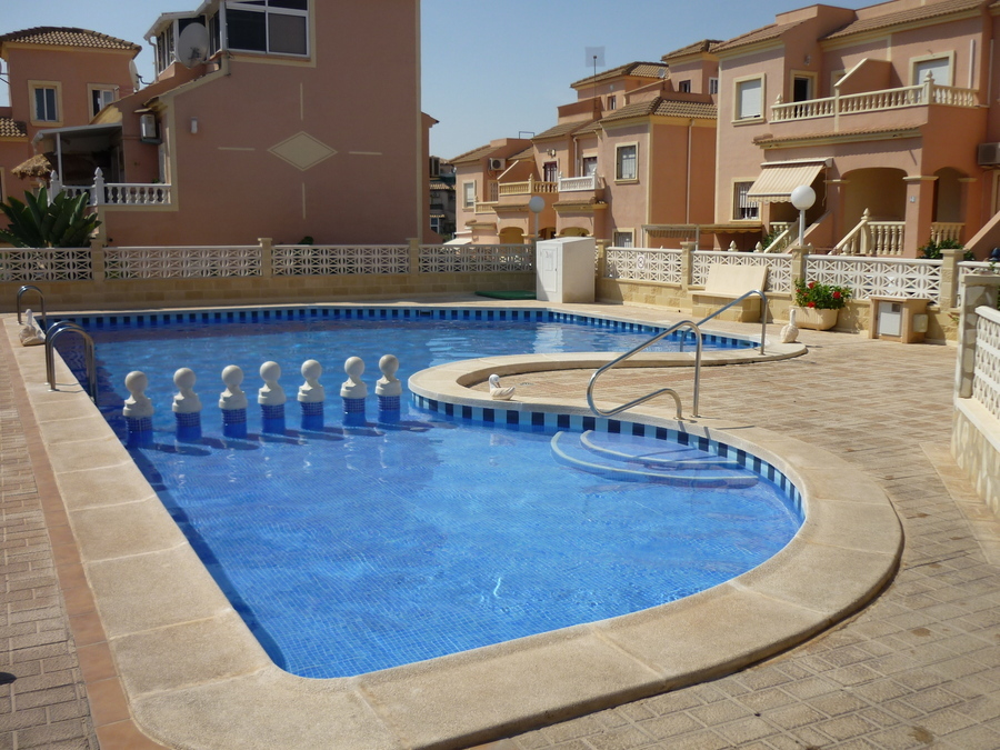F3020: Quad House for sale in Playa Flamenca , Alicante