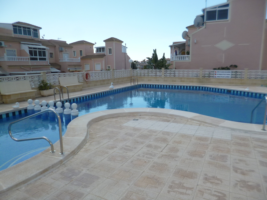 F1016: Townhouse for sale in Playa Flamenca , Alicante