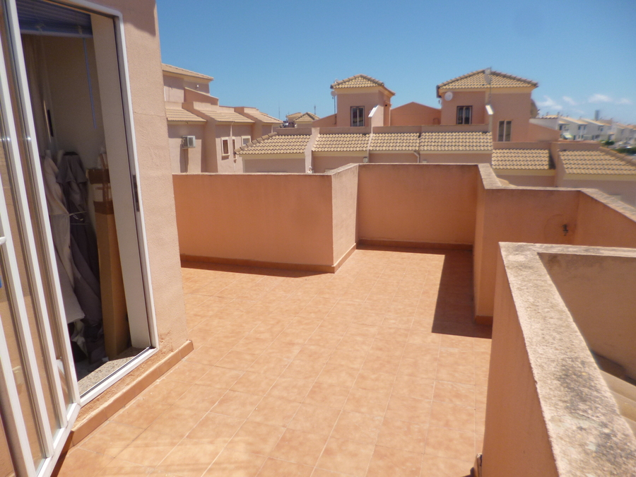F1020: Quad House for sale in Playa Flamenca , Alicante