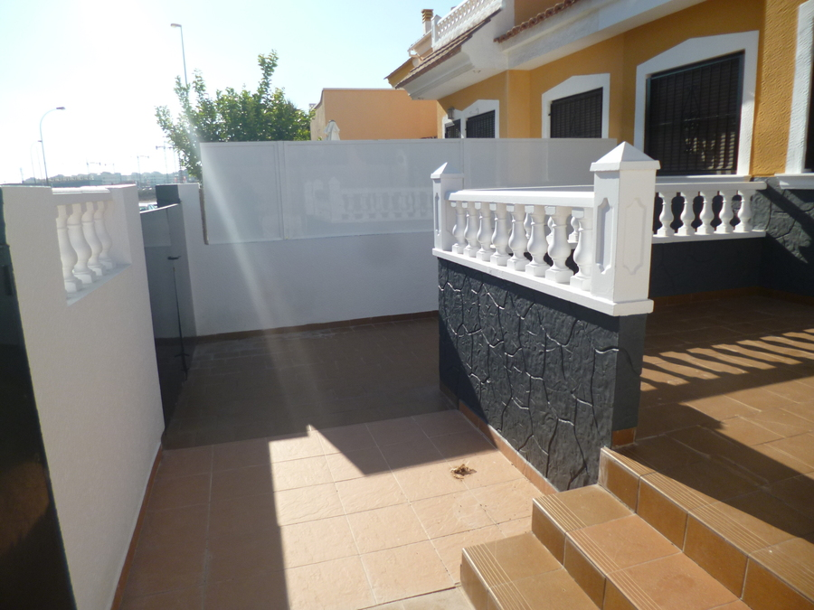 F3039: Quad House for sale in Playa Flamenca , Alicante