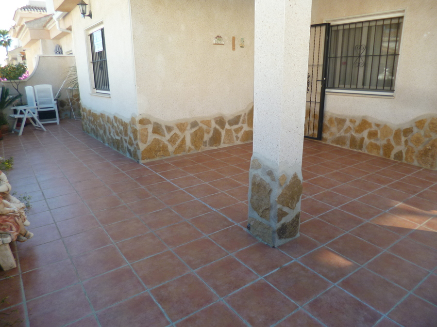 F4015: Quad House for sale in Playa Flamenca , Alicante