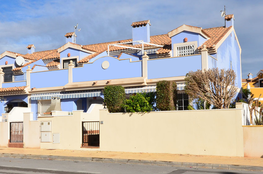 Ref:R-20791 Bungalow For Sale in Cabo Roig