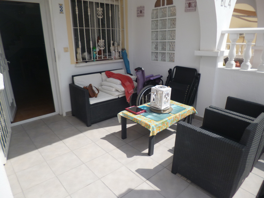 F4026: Quad House for sale in Villamartin, Alicante
