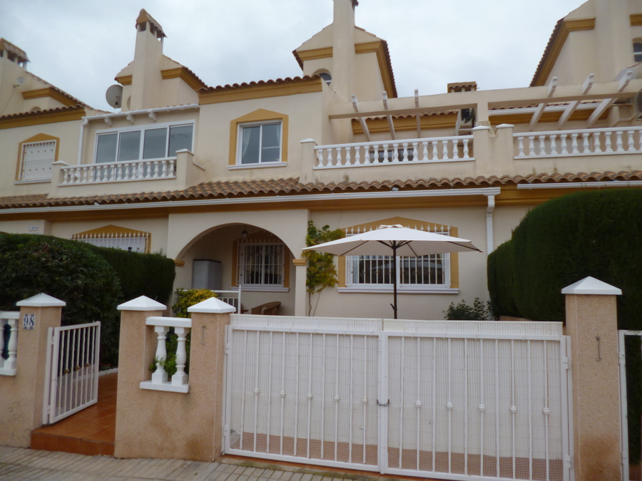 Ref:R-37462 Townhouse For Sale in Playa Flamenca