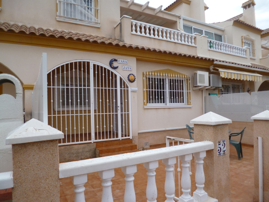 Ref:R-56353 Townhouse For Sale in Playa Flamenca