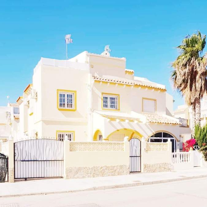 Ref:R-74178 Quad House For Sale in Playa Flamenca